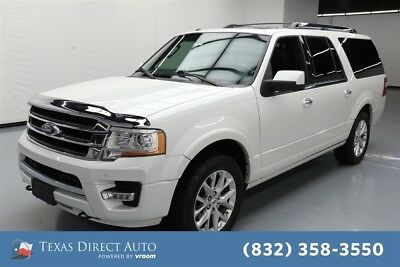 2015 Ford Expedition Limited Texas Direct Auto 2015 Limited Used Turbo 3.5L V6 24V Automatic 4WD SUV Premium