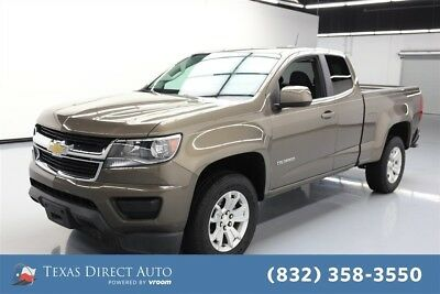 2015 Chevrolet Colorado 2WD LT Texas Direct Auto 2015 2WD LT Used 2.5L I4 16V Automatic RWD Pickup Truck Bose