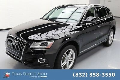 2015 Audi Q5 Premium Plus quattro Texas Direct Auto 2015 Premium Plus quattro Used Turbo 3L V6 24V Automatic AWD