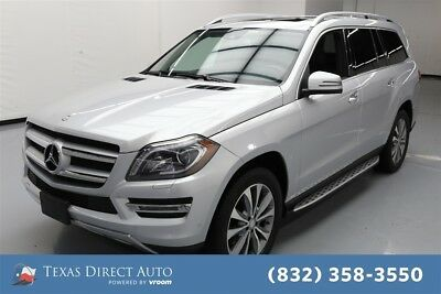 2014 Mercedes-Benz GL-Class GL 450 Texas Direct Auto 2014 GL 450 Used Turbo 4.7L V8 32V Automatic AWD SUV Moonroof