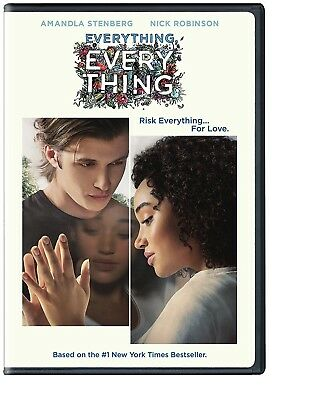 Everything, Everything (DVD, 2017) NEW