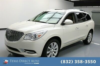 2015 Buick Enclave Premium Texas Direct Auto 2015 Premium Used 3.6L V6 24V Automatic FWD SUV Bose OnStar