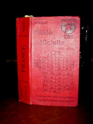 GUIDE MICHELIN 1925 - 21é Année- COLLECTOR - FRANCE 884  Pages > TRES BON ETAT
