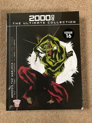 2000 AD The Ultimate Collection  Vol 21 - Nemesis the Warlock Vol 3