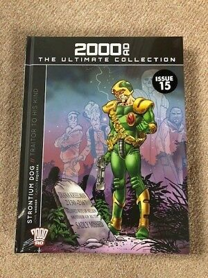 2000 AD The Ultimate Collection  Vol 12 - Strontium Dog - Traitor to his Kind