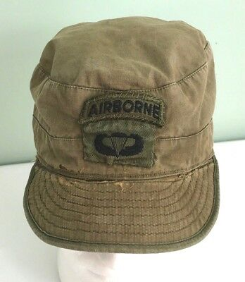 Veterans 1944 US Army Patched Field Cap