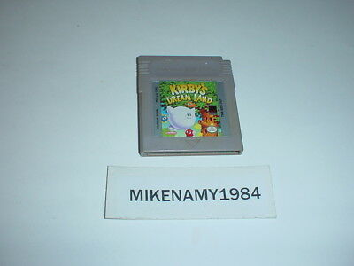 KIRBY'S DREAM LAND game cartridge only - GAME BOY COLOR or ADVANCE