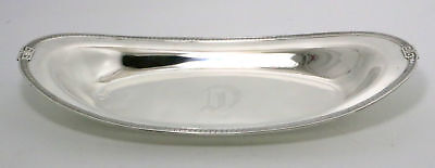 Gorham Etruscan Sterling Silver Bread Tray Rare Find
