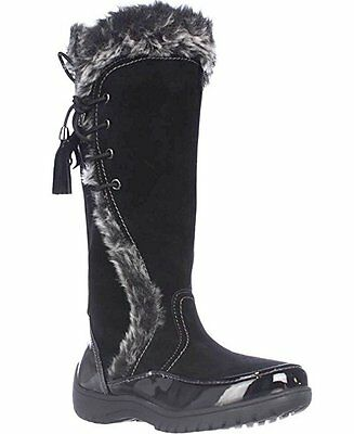 NEW SPORTO SIDE SIDE SIDE Winder Damenschuhe Suede Mid Calf Winter Stiefel  It's Time ... 1fd2de