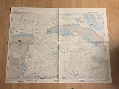 Nautical Chart Caribbean Sea Northwest Part Gulf of Mexico 1992  Map 4578