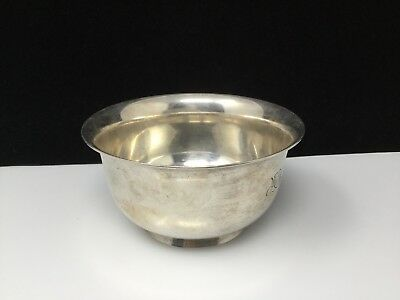 Vintage Tiffany & Co. Sterling Silver (.925) Bowl 19054 Makers 3249