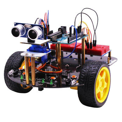 Yahboom Programming Smart robot Car and Starter Kit 2-in-1 For Arduino UNO
