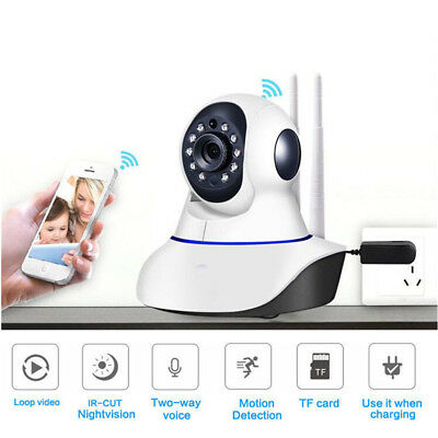 720P/1080P HD PTZ Wifi IP Camera IR-Cut Night Vision YooSee APP Two Way Audio