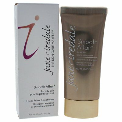Jane Iredale Smooth Affair for Oily Skin 1.7-ounce Facial Primer and Brightener