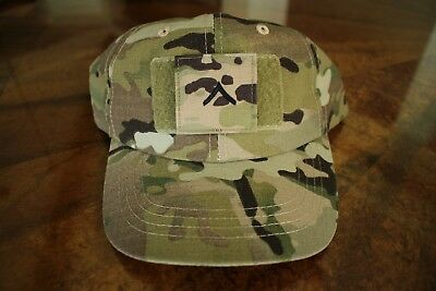 Us Army Gi Multicam Ocp Bdu E-2 Pv2 Camouflage Combat Ballcap Ball Cap Hat