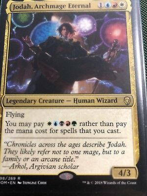 White Conflux Mtg Magic Mythic Rare 4x x4 4 PLAYED Mirror-Sigil Sergeant