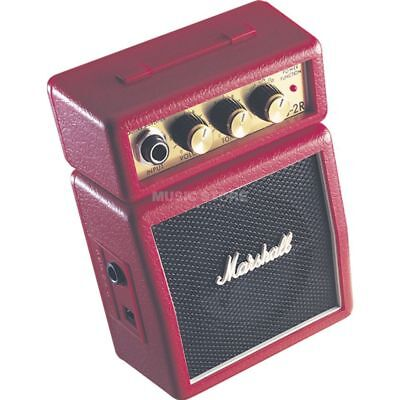 Marshall - MS-2 Micro Amp RD Red