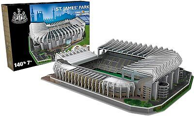 Official Newcastle United St James Park Stadium 3D Puzzle Football Club Licensed