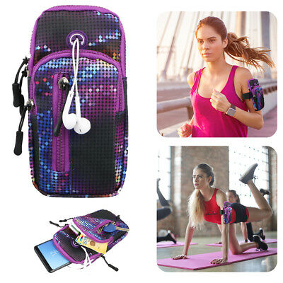 Sport Armband Running Jogging Gym Pouch Holder Bag Case For iPhone X/8/+ Samsung