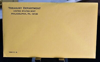 1964 U.S. Mint Proof Set - Sealed Unopened