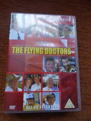 Flying Doctors - Series 2 - Complete (DVD, 2009, 5-Disc Set)