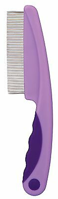 Trixie Strong Flea Comb Rabbits Guinea Pigs Cats & Dogs 6287