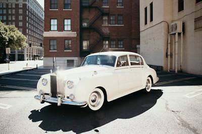 1962 Rolls-Royce Other Silver Cloud 1962 LWB Bentley/Rolls-Royce Silver Cloud II resto-mod, limo partition