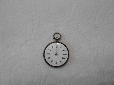 Antique Pocket Watch For Spares Or Repair