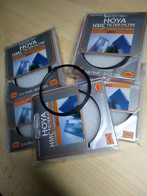 HMC HOYA 49mm--82mm UV (C) Multi-Coated UV Digital Slim Frame Filter A-UVC Hoya