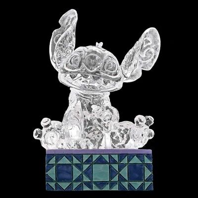 Disney Traditions Ice Bright Stitch Figurine 4059928 Brand New & Boxed