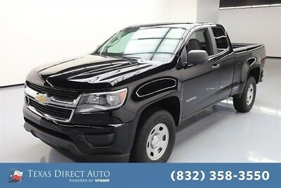 2017 Chevrolet Colorado 2WD WT Texas Direct Auto 2017 2WD WT Used 2.5L I4 16V Automatic RWD Pickup Truck