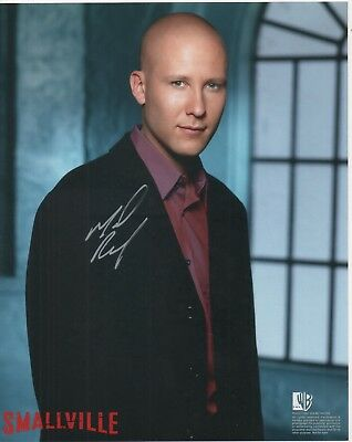 "Smallville Auto Photograph Michael Rosenbaum ""Lex Luther"""