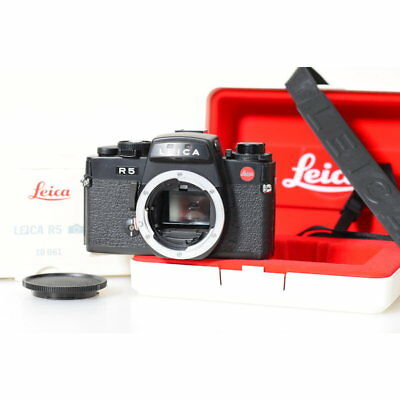 Leica R5 35mm Reflex Camera 10061/Case / Body/ Camera/ SLR