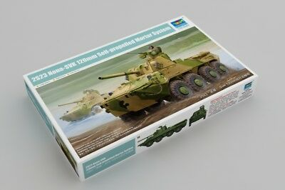 TRUMPETER® 09559 2S23 Nona-SVK 120mm Self-propelled Mortar System in 1:35