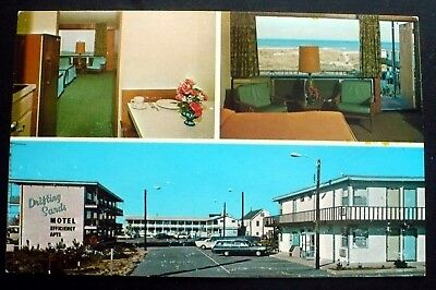 1960s Drifting Sands Motel Multiview, Ship Bottom New Jersey