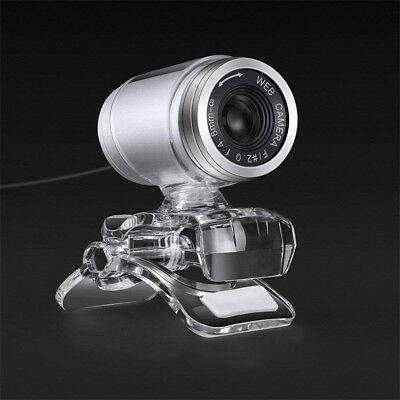 Cimkiz USB Webcam, HD with Built-in MIC PC Web Cam for Facebook YouTube and more
