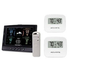 AcuRite Home Environment Display with Temperature & Humidity Sensor