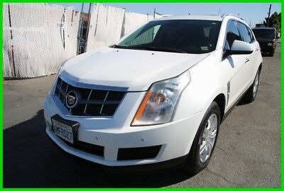 2010 Cadillac SRX Luxury Collection 2010 Cadillac SRX w/Navigation Automatic 6 Cylinder NO RESERVE