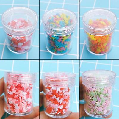 Cherry Blossom Slime Supplies Filler Decoration  Accessories Clay  DIY Material