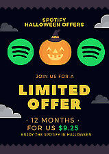 Spotify Premium Upgrade | Use Your OWN Account | Warranty |fast Delivery 2019 🎵