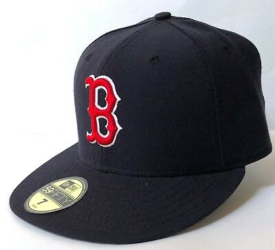 NEW ERA 59FIFTY FITTED MLB BOSTON RED SOX Navy/Red