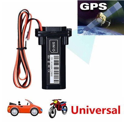 Realtime GPS GPRS GSM Tracker For Car/Vehicle/Motorcycle Spy Tracking Device CCY