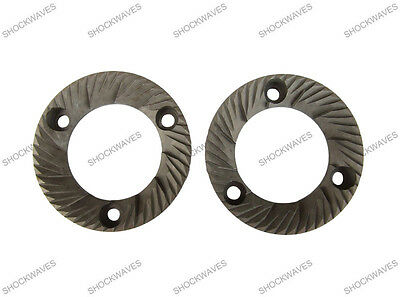 50mm Coffee Grinder Blades Burrs Teeth for Pavoni Jolly