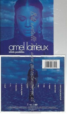 Cd--Amel Larrieux--    Infinite Possibilities