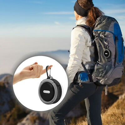 Bluetooth Wireless impermeabile doccia altoparlante Stereo Handsfree aspirazione