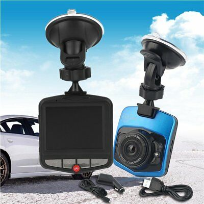 "1080P 2.4"" LCD Night Vision Car DVR Vehicle Dash Cam Camera Recorder G-sensor OT"