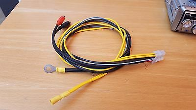 Pioneer Ts-Wx710A Ts-Wx77A Active Subwoofer Sub Amp 10 Pin Power Plug Cable Lead