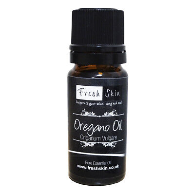 10ml Oregano Pure Essential Oil - 100% Pure, Certified & Natural - Aromatherapy