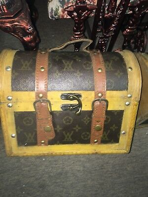 Small Antique Louis vuitton Chest