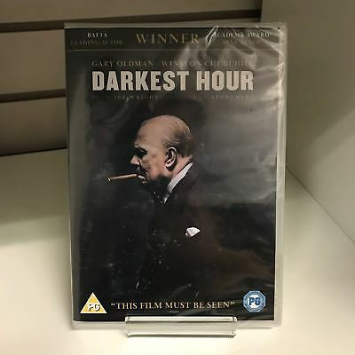 Darkest Hour DVD - New and Sealed Fast and Free Delivery
